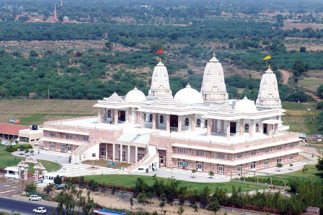 Adalaj Trimandir, Gandhinagar, India