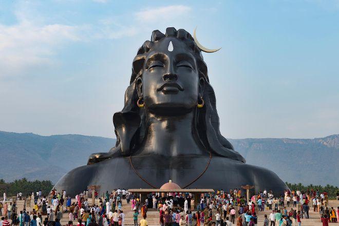 Adiyogi Shiva, Coimbatore, India