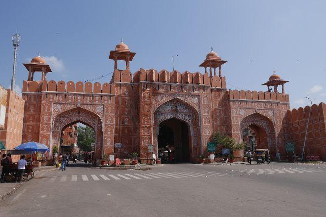 Ajmeri Gate, Jaipur, India