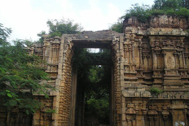Alagarkoil Temple and Shrine, Madurai, India