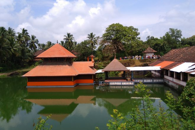 Ananthapura Lake Temple, Kasaragod, India