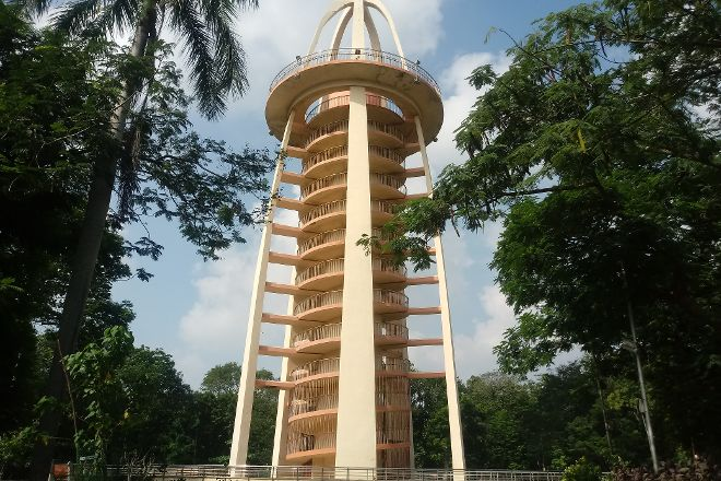 Anna Nagar Tower Park, Chennai, India