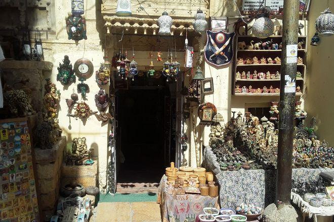 Antique Shop Jaisalmer, Jaisalmer, India