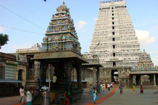 Arunachaleshwara Temple, Thiruvannamalai, India