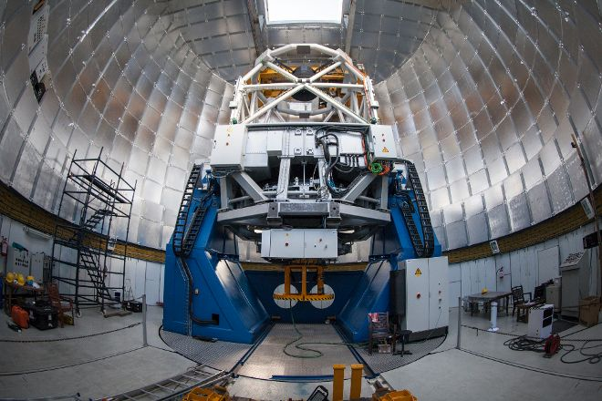 Astronomical Observatory, Nainital, India