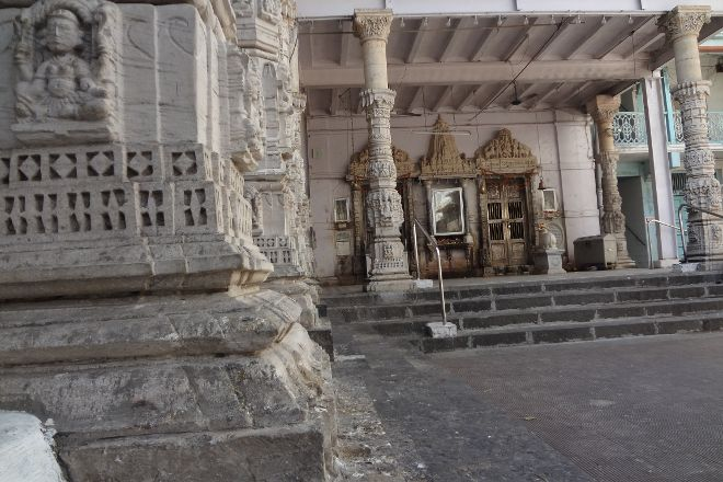 Babulnath Temple, Mumbai, India