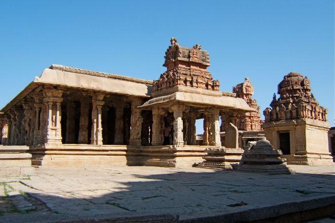 Balakrishna Temple, Hampi, India