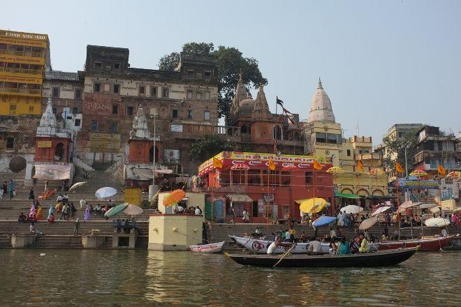 Banaras Ghats, Varanasi, India