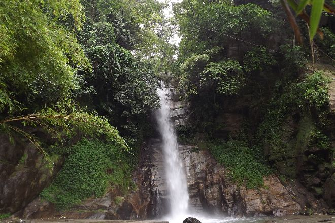 Banjhakri Water Falls, Gangtok, India