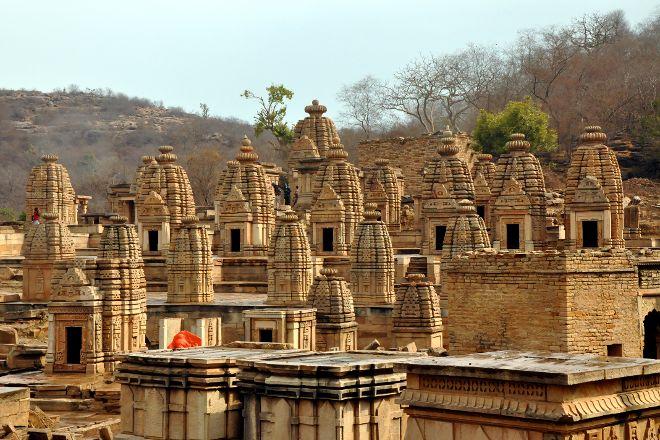 Bateswar group of temples - Morena Gwailor, Gwalior, India