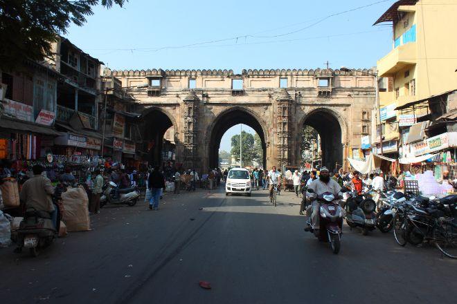 Bhadra Fort & Teen Darwaja, Ahmedabad, India