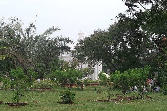 Bharati Government Park, Pondicherry, India