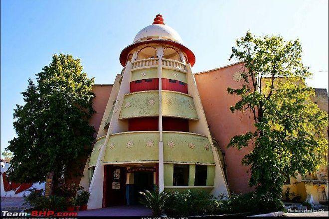 Bharatiya Lok Kala Mandal, Udaipur, India