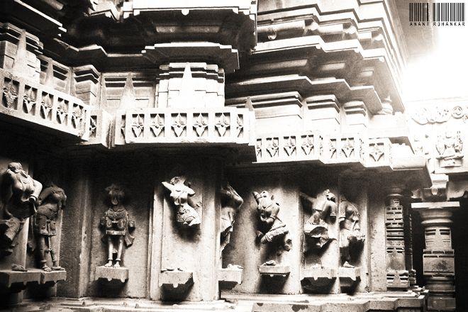 Bhuleshwar Temple, Pune, India