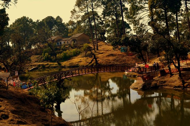 Bhulla Tal Lake, Lansdowne, India