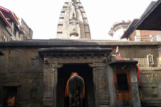 Bhutnath Temple, Mandi, India