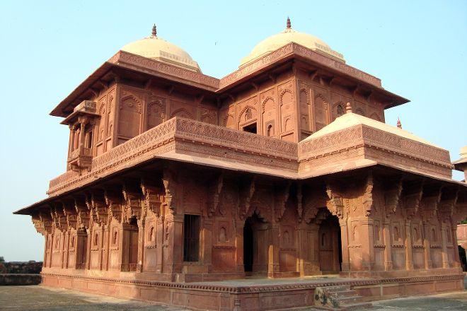 Birbal Bhavan, Fatehpur Sikri, India