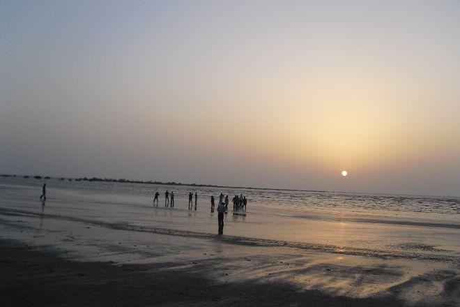 Bordi Beach, Bordi, India