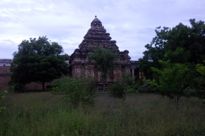 Brahmapureeswarar Temple, Tiruchirappalli, India