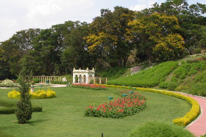 Brindavan Garden, Mysuru (Mysore), India