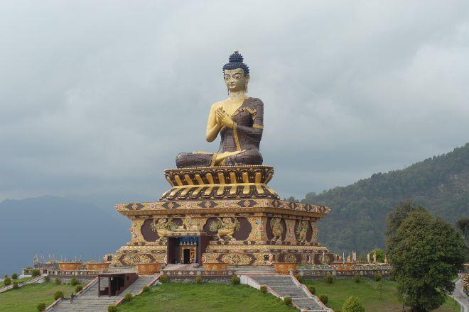 Buddha Park, Ravangla, India