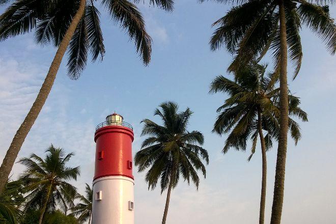 Cannanore Lighthouse, Kannur, India