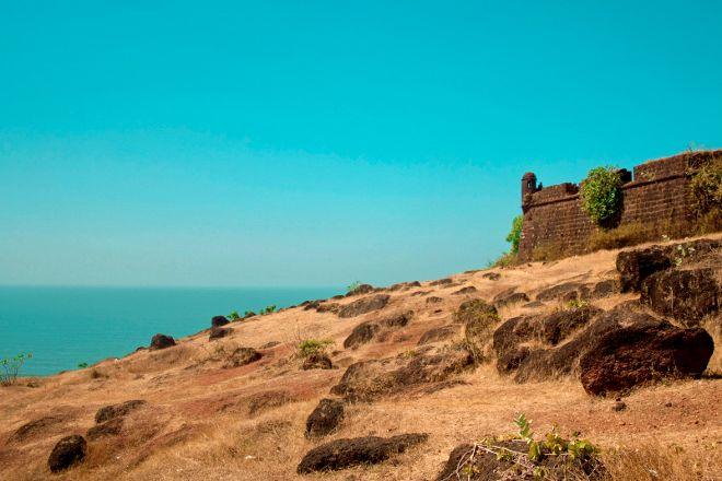 Chapora Fort, Chapora, India