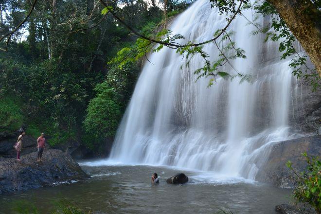 Chelavara Falls, Kakkabe, India