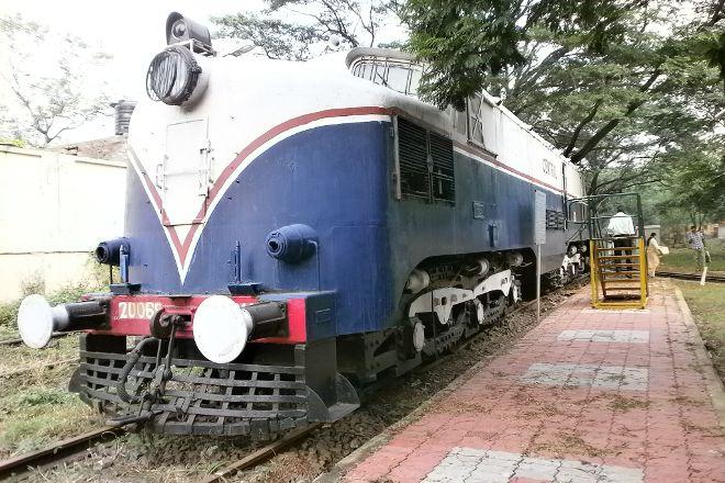 Chennai Rail Museum, Chennai, India