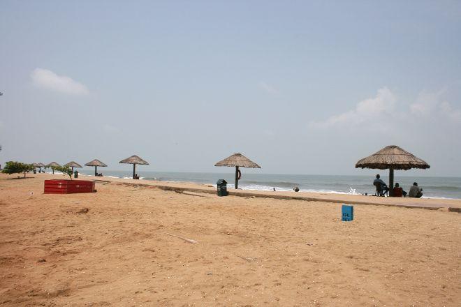 Cherai Beach, Vypin Island, India