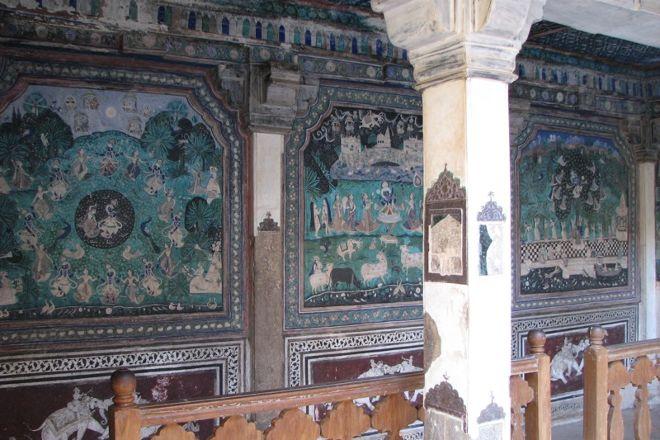 Chitrashala - Ummed Mahal, Bundi, India