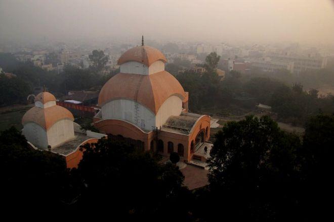 Chittaranjan Park Kali Mandir, New Delhi, India