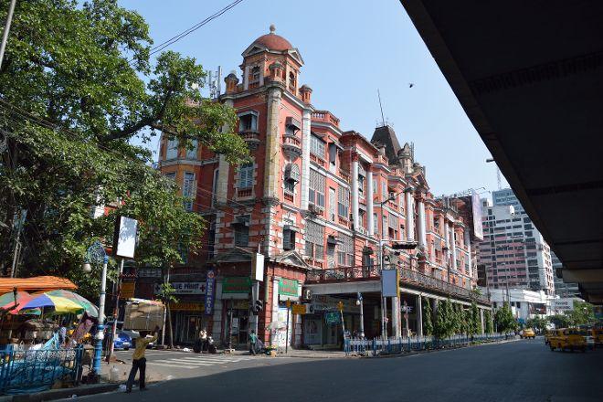 Chowringhee, Kolkata (Calcutta), India