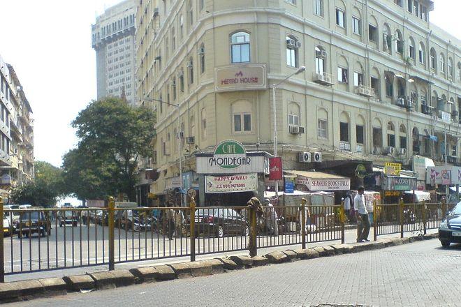 Colaba Causeway, Mumbai, India
