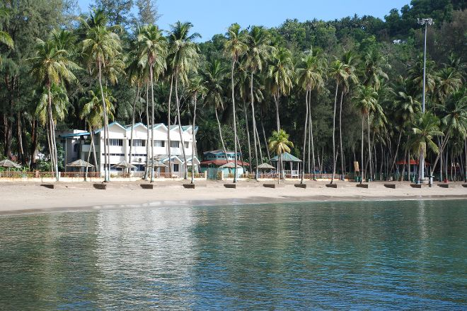 Corbyn's Cove, Port Blair, India