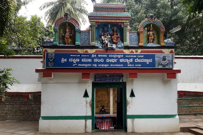 DakshinaMukhy Nandeeshwara Temple, Bengaluru, India