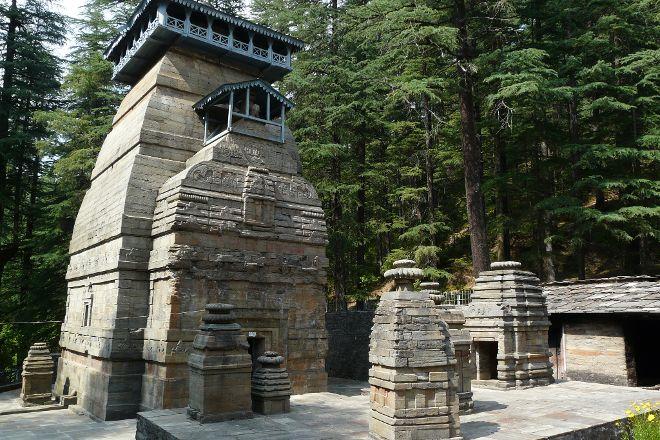 Dandeshwar Temple, Jageshwar, India