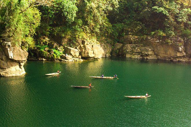 Dawki River, Dawki, India