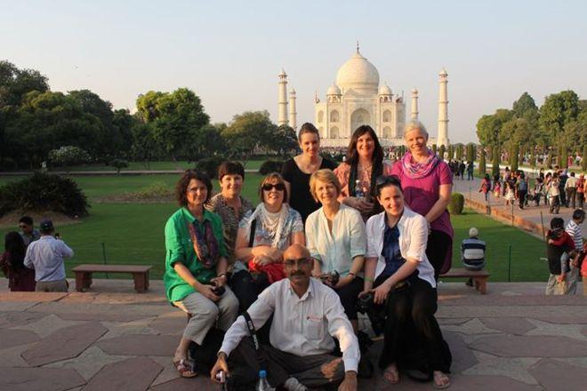 Day Tours Taj Mahal, New Delhi, India