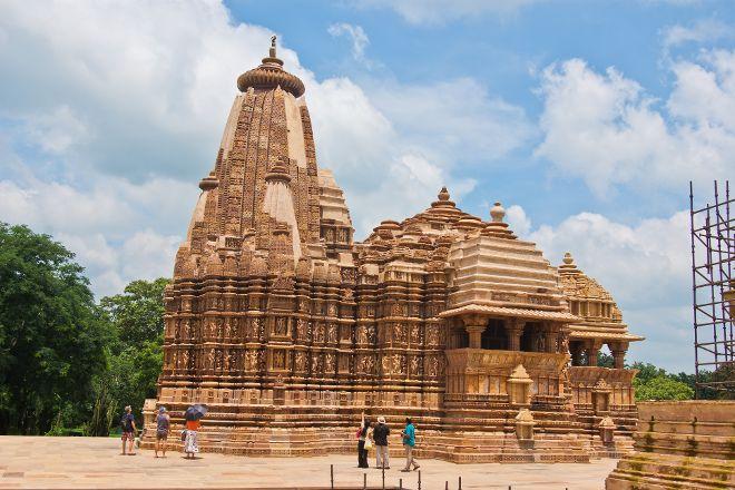 Devi Jagdamba Temple, Khajuraho, India