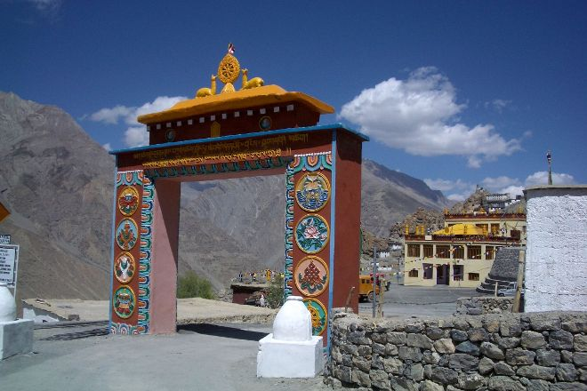 Dhankar Gompa, Lahaul and Spiti District, India