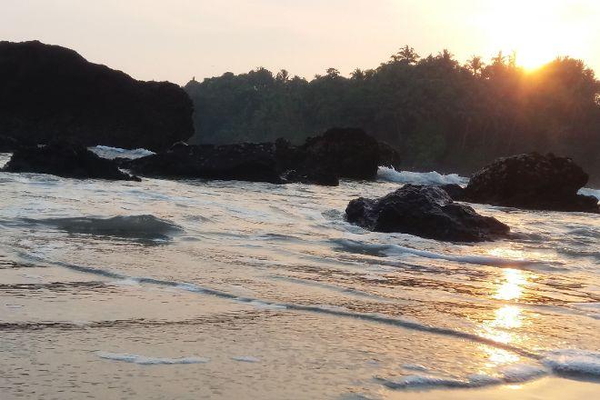 Dharmadam Beach, Kannur, India