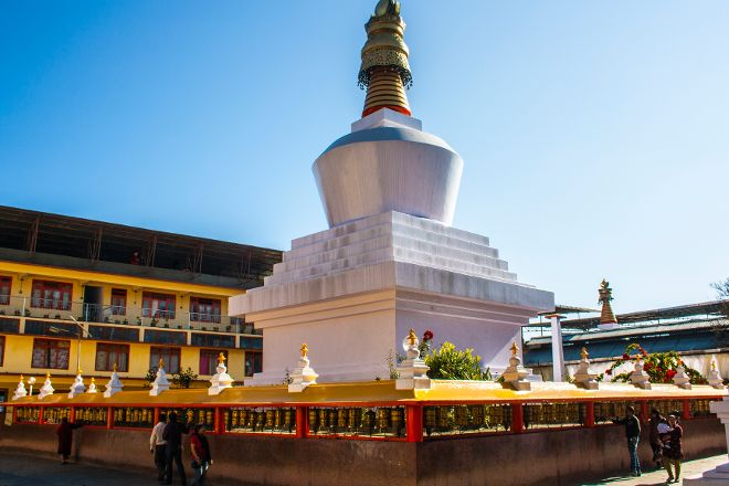 Do Drul Chorten Monastery, Gangtok, India