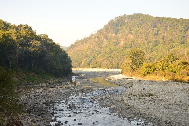 Durga Devi Zone, Jim Corbett National Park, India
