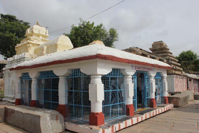 Durga Temple, Hampi, India