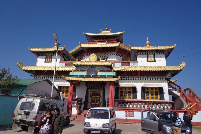 Durpin Dara Hill, Kalimpong, India