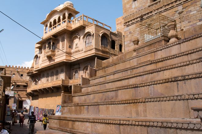Dussehra Chowk, Jaisalmer, India