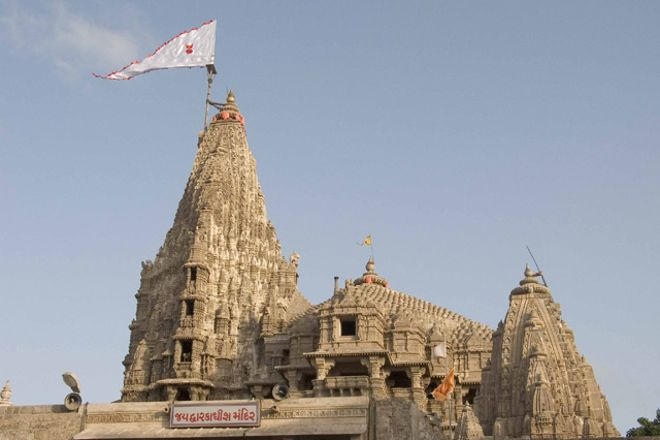 Dwarkadhish Temple, Jamnagar, India