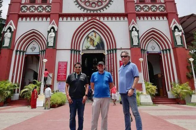 Five Senses Tours, Chennai, India