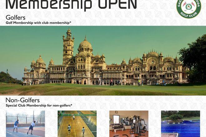Gaekwad Baroda Golf Club, Vadodara, India